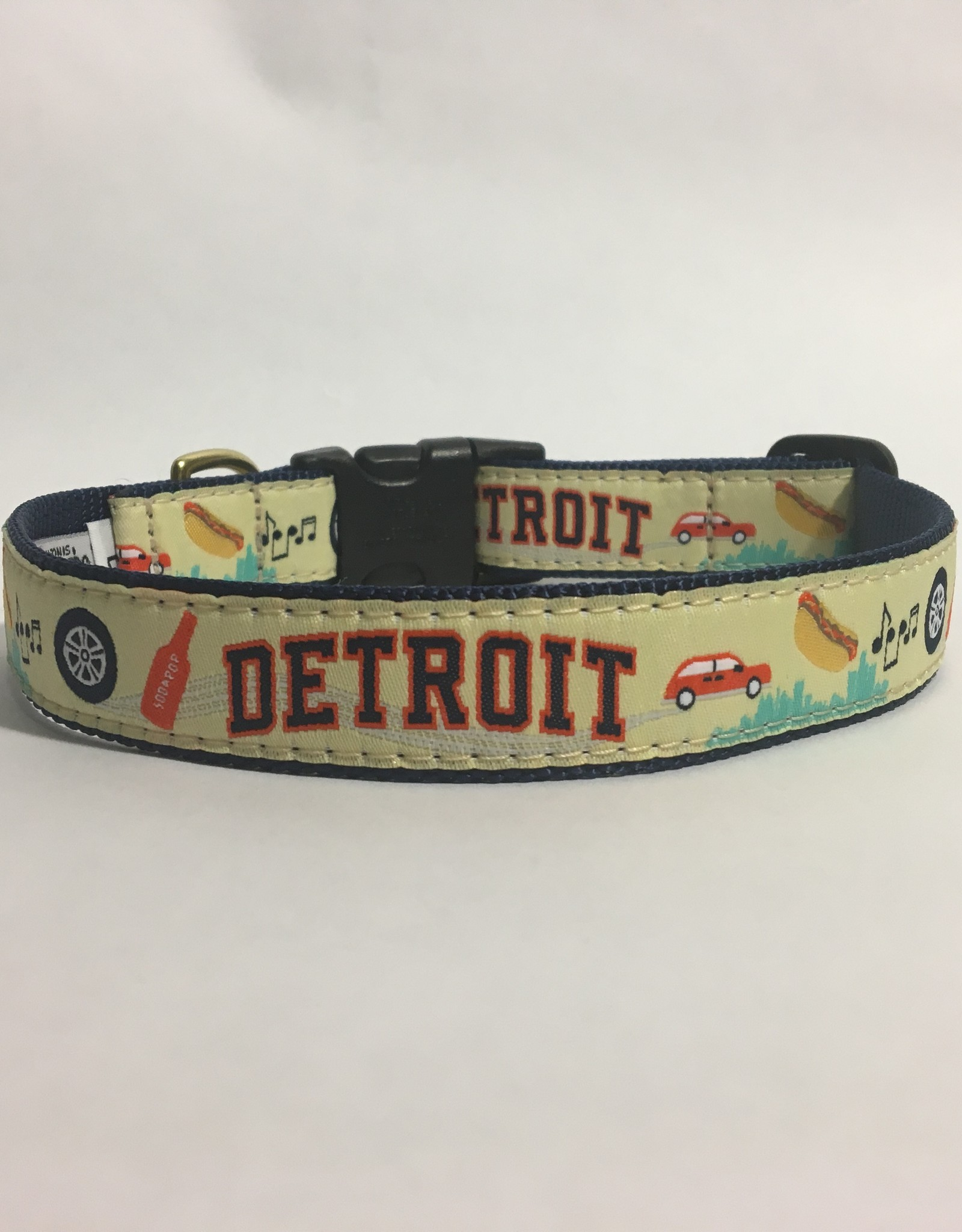 Up Country Detroit Dog Collar