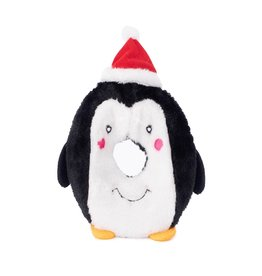 Zippy Paws Penguin Donutz Buddies Dog Toy