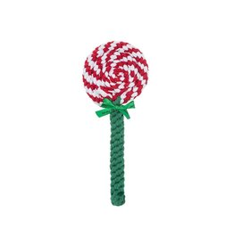 Jax & Bones Lollipop Rope Dog Toy