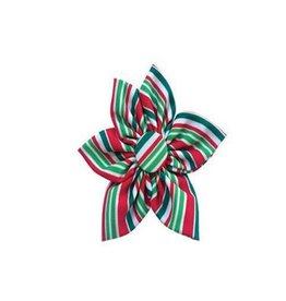 Huxley & Kent Candy Cane Pinwheel
