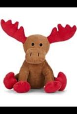 Jax & Bones Moose Woolie Dog Toy