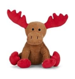 Jax & Bones Moose Woolie Dog Toy