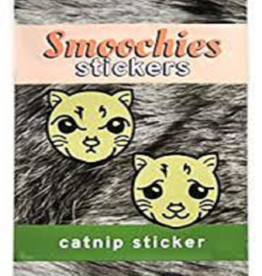 Pet Smoochies Catnip Stickers