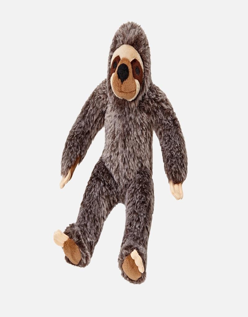 Fluff & Tuff Sonny Sloth Dog Toy