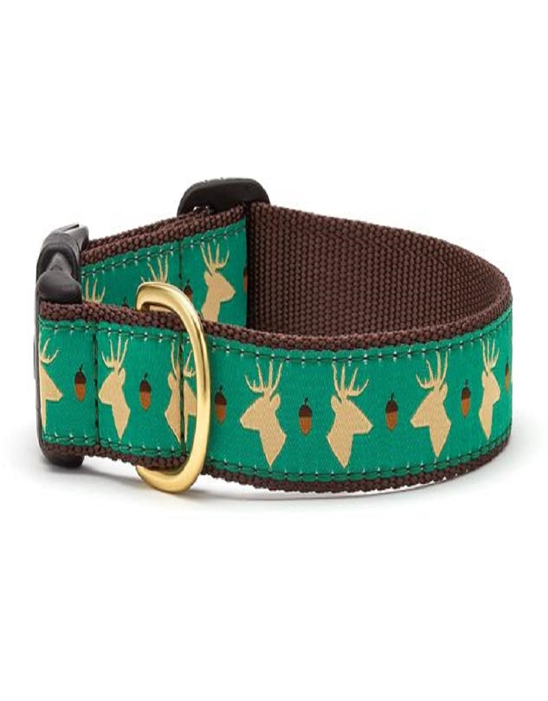 Up Country Antlers Dog Collar