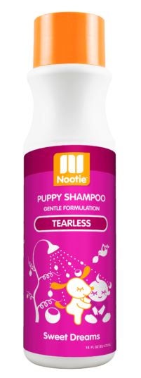 Nootie Puppy Shampoo Tearless – Sweet Dreams, 16 oz.