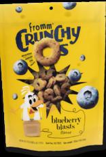 Fromm Grain Free Crunchy O's Blueberry Blasts Dog Treats