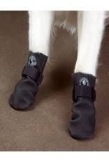 Ultra Paws Black Paw Tector Waterproof Boots