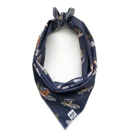 Woof & Wild Woody Dog Bandana