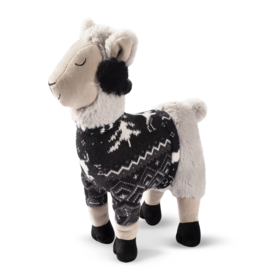 Fringe Studio Fa La La La Llama Plush Dog Toy