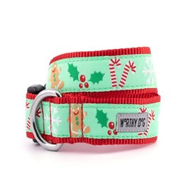 The Worthy Dog Gingerbread Dog Collar