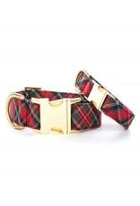 The Foggy Dog Tartan Plaid Dog Collar