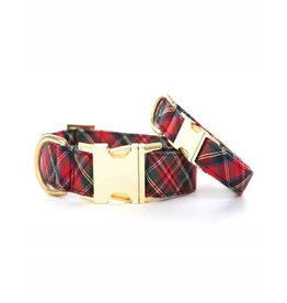 The Foggy Dog Tartan Plaid Dog Collar