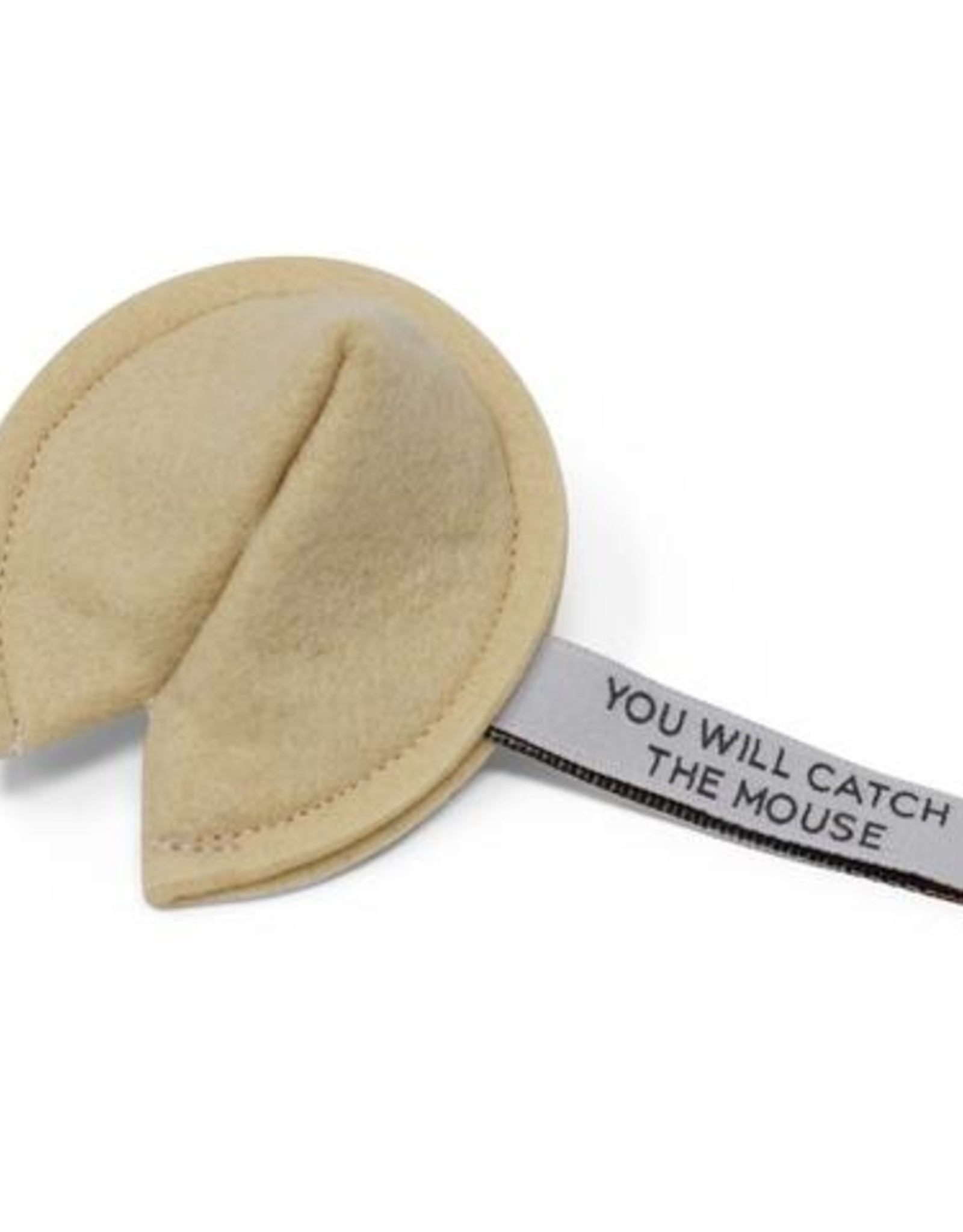 Modern Beast Catnip Fortune Cookie, You Will Catch the Mouse