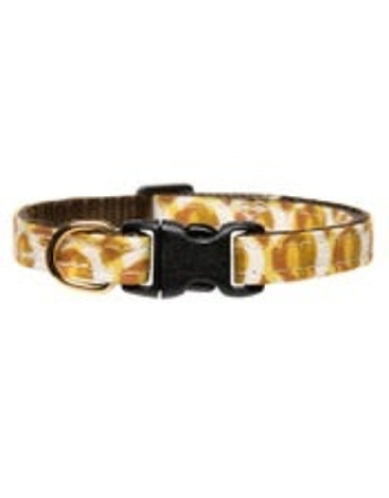 Sweet Pickles Designs The Wild Thing Cat Collar
