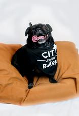 City Bark City Bark Detroit Black Dog Bandana