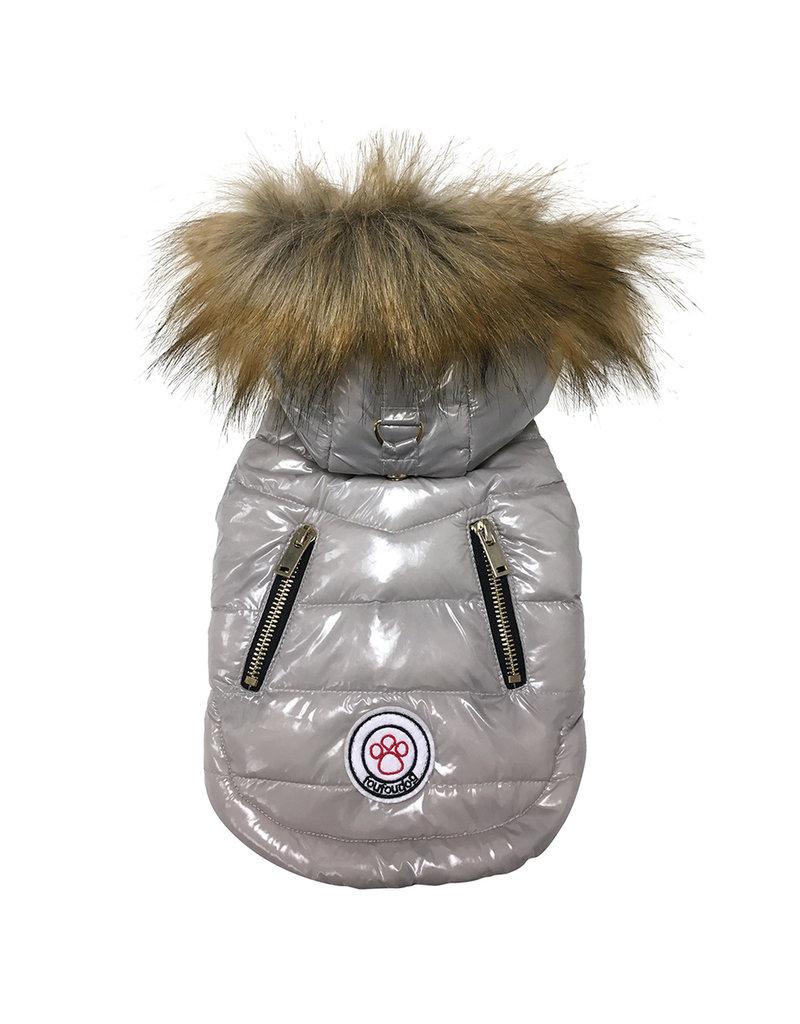 FouFouBrands 14k Foucler Luxe Dog Puffer Jacket