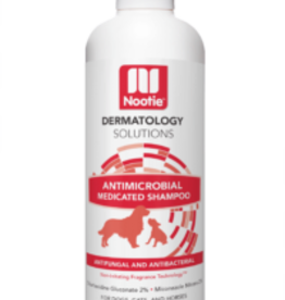 Nootie Antimicrobial Medicated Shampoo for Cats & Dogs 8 oz