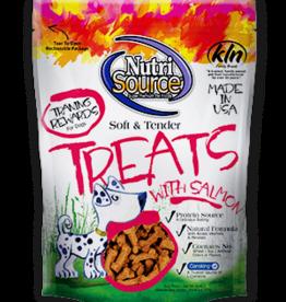 Nutri Source Salmon Dog Treats, 6 oz.