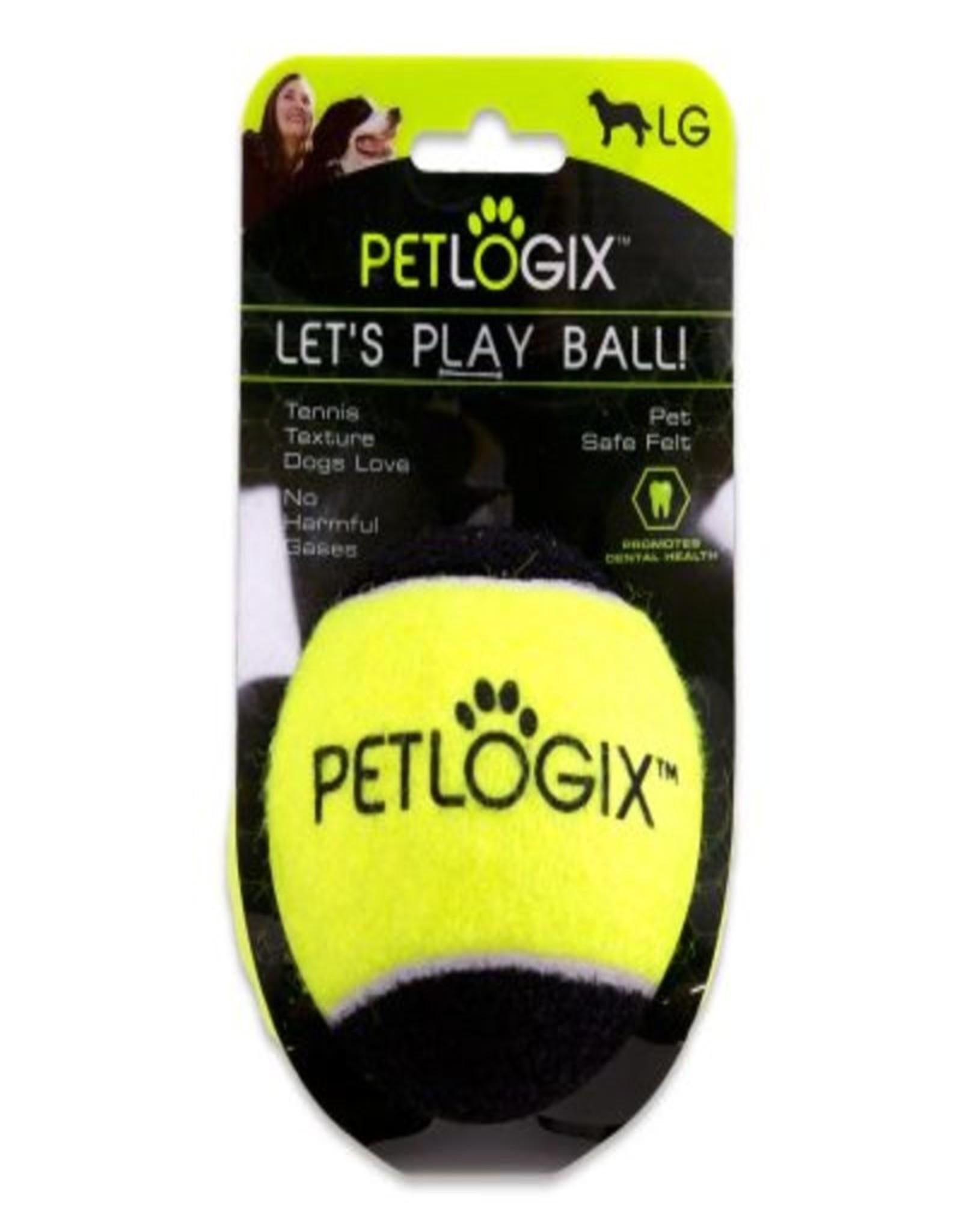 Petlogix Single Tennis Ball