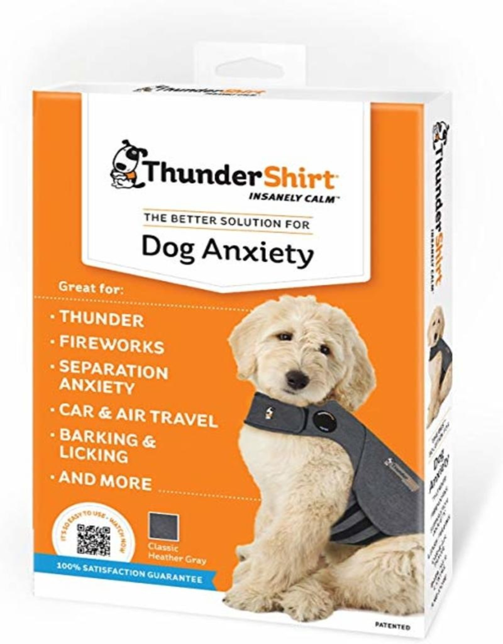 Thunder Shirt Sport Dog Anxiety Jacket