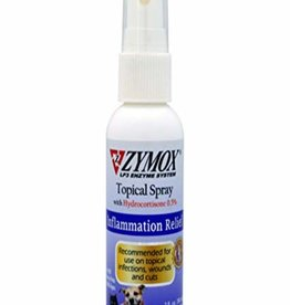 Zymox Topical Spray with 0.5% Hydrocortisone