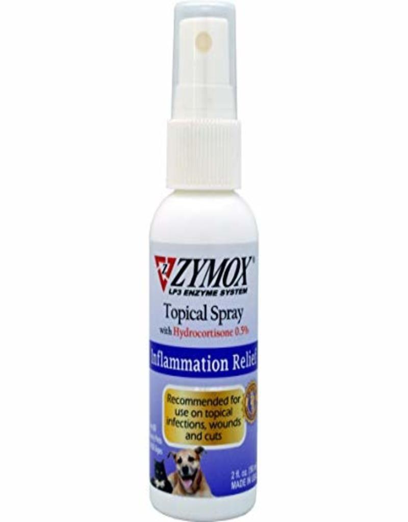 Zymox Topical Spray with 0.5% Hydrocortisone