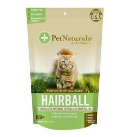 Pet Naturals of Vermont Hairball for Cats, 30 chews