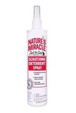 Natures Miracle No-Scratch Cat Deterrent Spray, 8 oz.