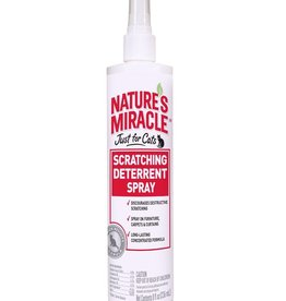 Natures Miracle No-Scratch Cat Deterrent Spray, 8 oz.