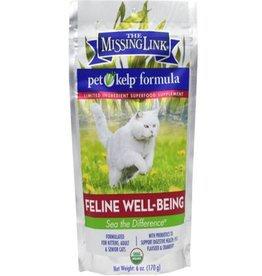 The Missing Link Pet Kelp Formula Feline Well-Being, 6oz