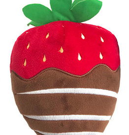Lulubelle's Chocolate Strawberry Power Plush