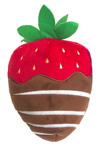 Lulubelle's Chocolate Strawberry Power Plush
