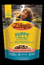 Zukes Puppy Naturals Salmon & Chickpea Recipe Puppy Treats, 5 oz.