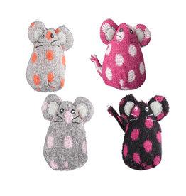 HuggleHounds Hugglekats Catnip Mouse Cat Toy