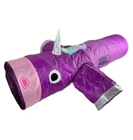 R2P Pet Mad Cat Mewnicorn Cat Tunnel Toy