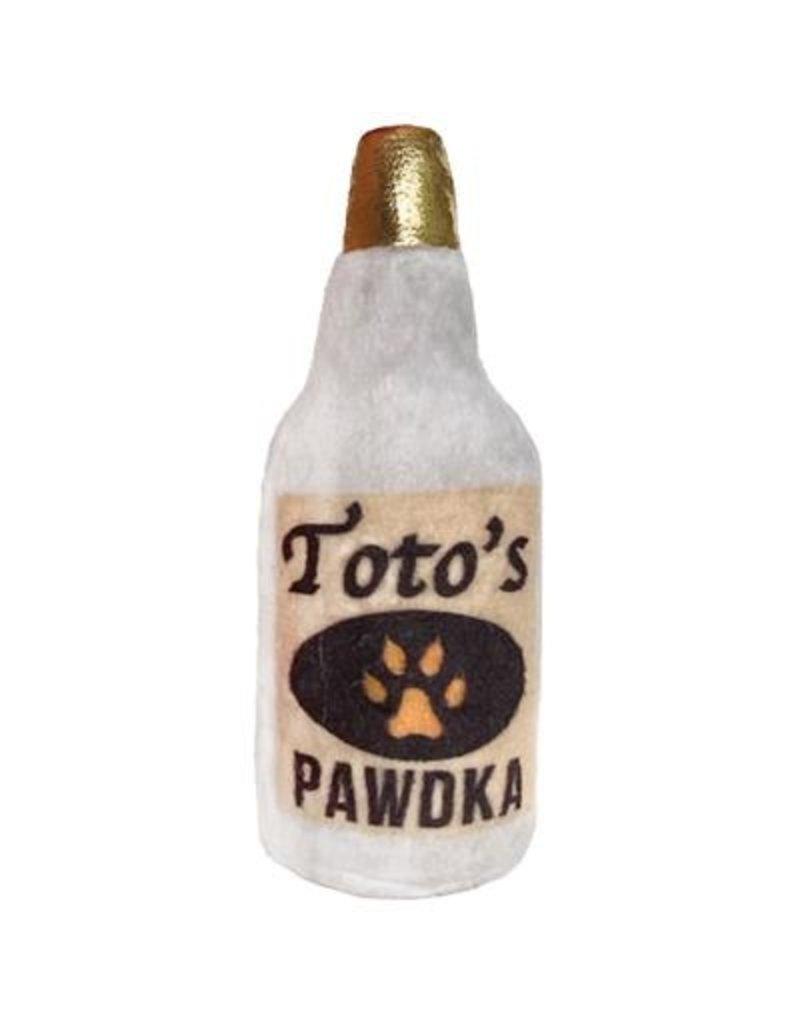 Huxley & Kent Kittybelles Toto's Pawdka Catnip Toy