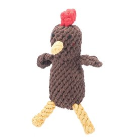 Jax & Bones Randall the Rooster Rope Dog Toy