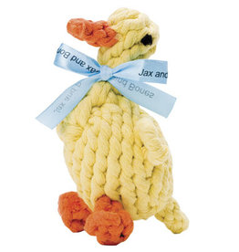 Jax & Bones Small Duck Rope Dog Toy