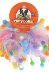 Charming Pet Birthday Pom Pom Collar