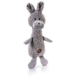 Charming Pet Scruffles Bunny Plush Dog Toy