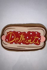 City Bark Coney Dog Detroit Dog Toy