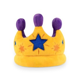 P.L.A.Y. Canine Crown Plush Dog Toy