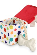 P.L.A.Y. Pawfect Present Plush Dog Toy