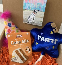 City Bark Birthday Pawty Pack - May