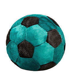 Fluff & Tuff Soccer Ball Plush Toy