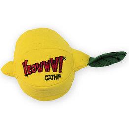 Yeowww! Sour Puss! Lemon Catnip Toy