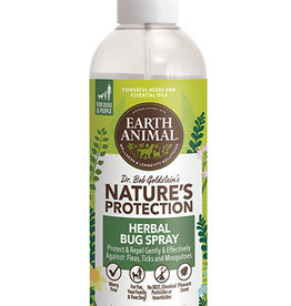 Earth Animal Nature's Protection Flea & Tick Herbal Bug Spray,