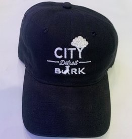 City Bark Dad Cap with CB Logo