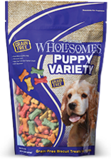 Wholesomes Bulk Puppy Variety Biscuits